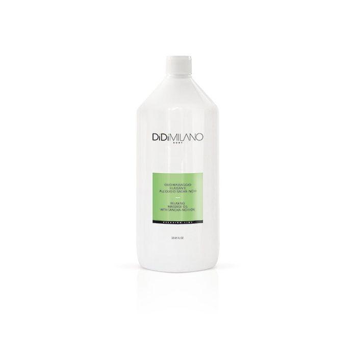 Olio massaggio rilassante all'olio di Sacha Inchi