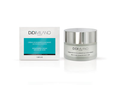 Brightening cream with kojic acid