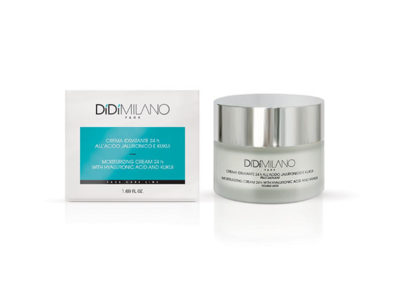 Moisturizing cream 24h with hyaluronic acid and kukui