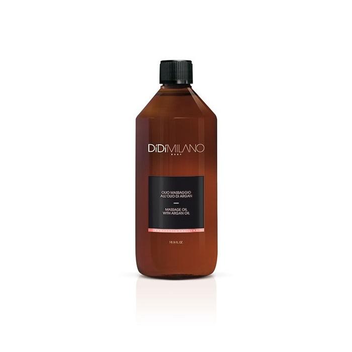 Olio massaggio all'olio di Argan